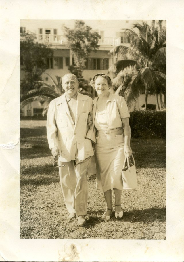 My father's parents