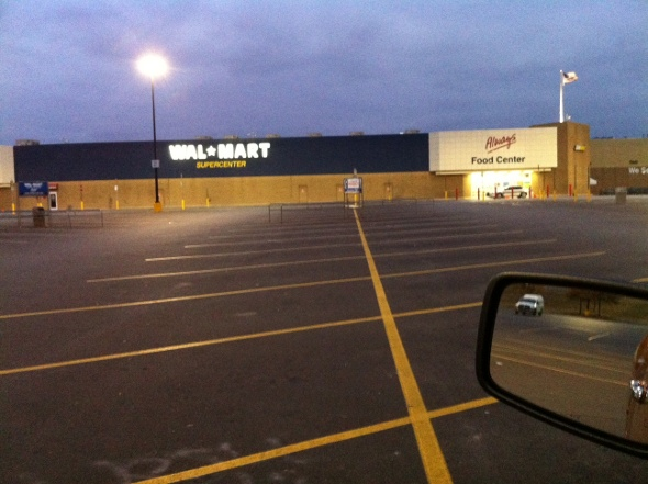 WalMartClosed